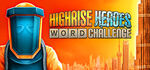 Highrise Heroes Word Challenge Logo
