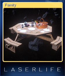 Laserlife Card 08