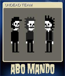 ABO MANDO Card 6