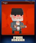 Pixel Fodder Card 6