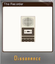 Dissonance An Interactive Novelette Foil 7