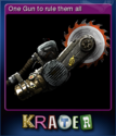 Krater One Gun To Rule Them All