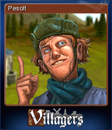 Villagers Card 5
