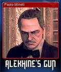Alekhine's Gun Card 5