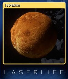 Laserlife Card 12