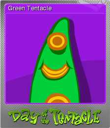 Day of the Tentacle Remastered Foil 5