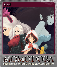 Momodora Reverie Under the Moonlight Foil 1