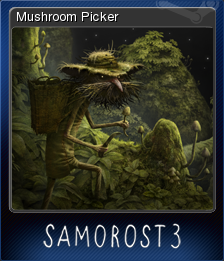 Samorost 3 Card 1