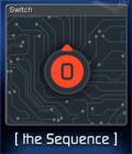 The Sequence Card 6