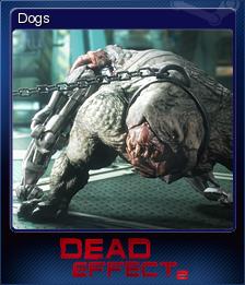 Dead Effect 2 Card 1