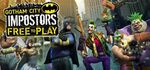 Gotham City Impostors Free to Play Logo