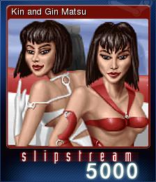 Slipstream 5000 Card 2