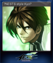 THE KING OF FIGHTERS XIII Card 2