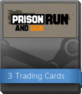 Prison Run and Gun Booster Pack