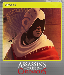 Assassin's Creed Chronicles India Foil 1