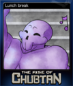 The Rise of Chubtan Card 5