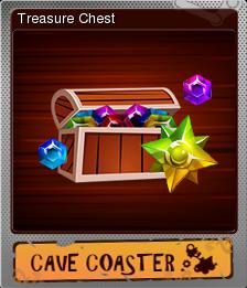 Cave Coaster Foil 12