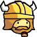 Scribblenauts Unlimited Emoticon viking