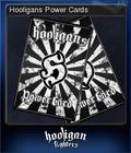 Hooligan Fighters Card 5