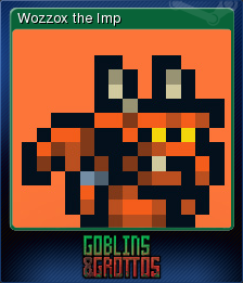 Goblins and Grottos Card 05
