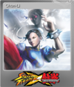 Street Fighter X Tekken Foil 3