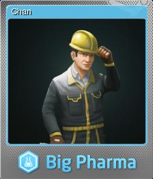 Big Pharma Foil 02