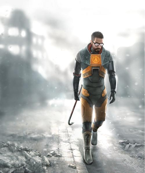 Half-Life 2 Artwork 7
