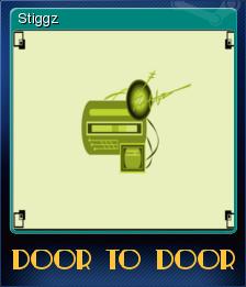 Door To Door Card 3