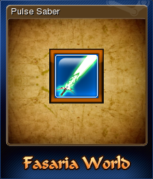 Fasaria World Online Card 3