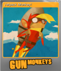 Gun Monkeys Foil 1