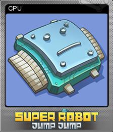Super Robot Jump Jump Foil 5