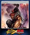 Street Fighter X Tekken Card 1