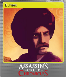 Assassin's Creed Chronicles India Foil 2