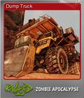 Ravaged Zombie Apocalypse Foil 4