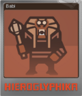 Hieroglyphika Foil 02