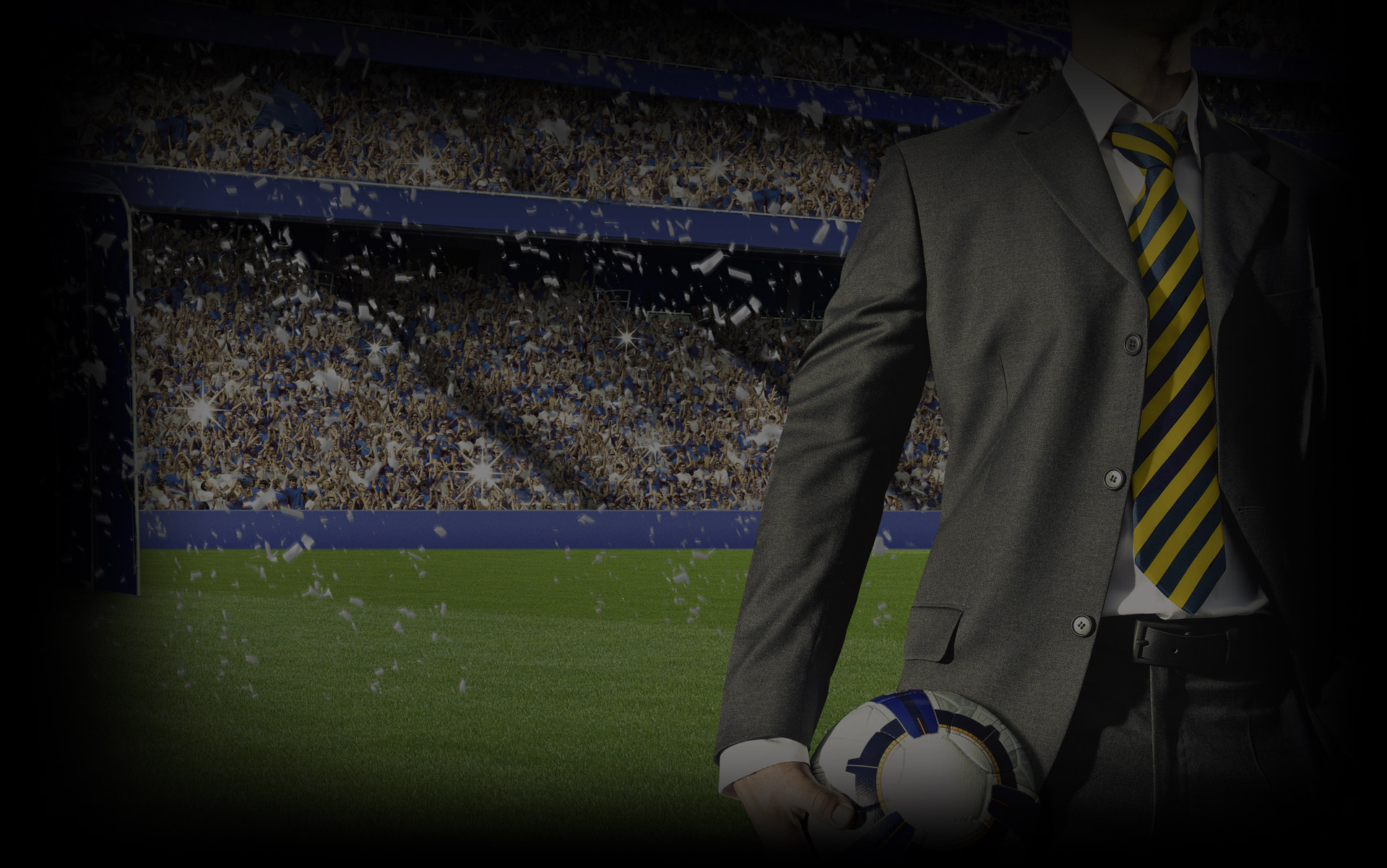 image football manager 2014 background tunnel steam trading cards wiki fandom powered by wikia
