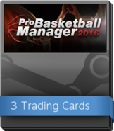 Pro Basketball Manager 2016 Booster Pack
