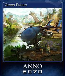 Anno 2070 Card 2