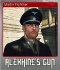 Alekhine's Gun Foil 4