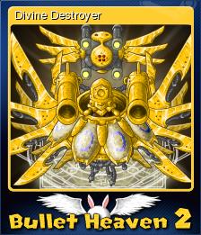 Bullet Heaven 2 Card 9