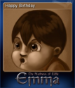 The Madness of Little Emma Card 3