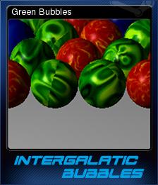 Intergalactic Bubbles Card 1