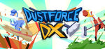 Dustforce DX Logo