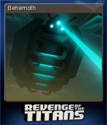 Revenge of the Titans Card 3