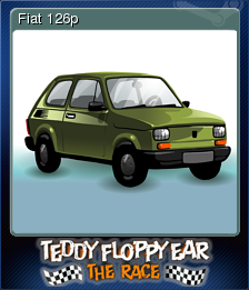 Teddy Floppy Ear - The Race Card 01