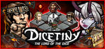 DICETINY The Lord of the Dice Logo