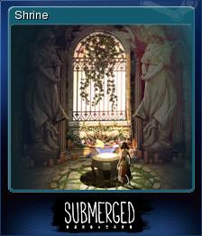Submerged Card 5