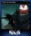Mark of the Ninja Card 3