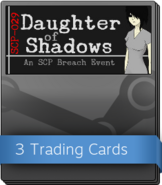 Daughter of Shadows An SCP Breach Event Booster Pack