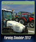 Farming Simulator 2013 Card 1